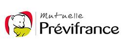 Logo Mutuelle prévifrance